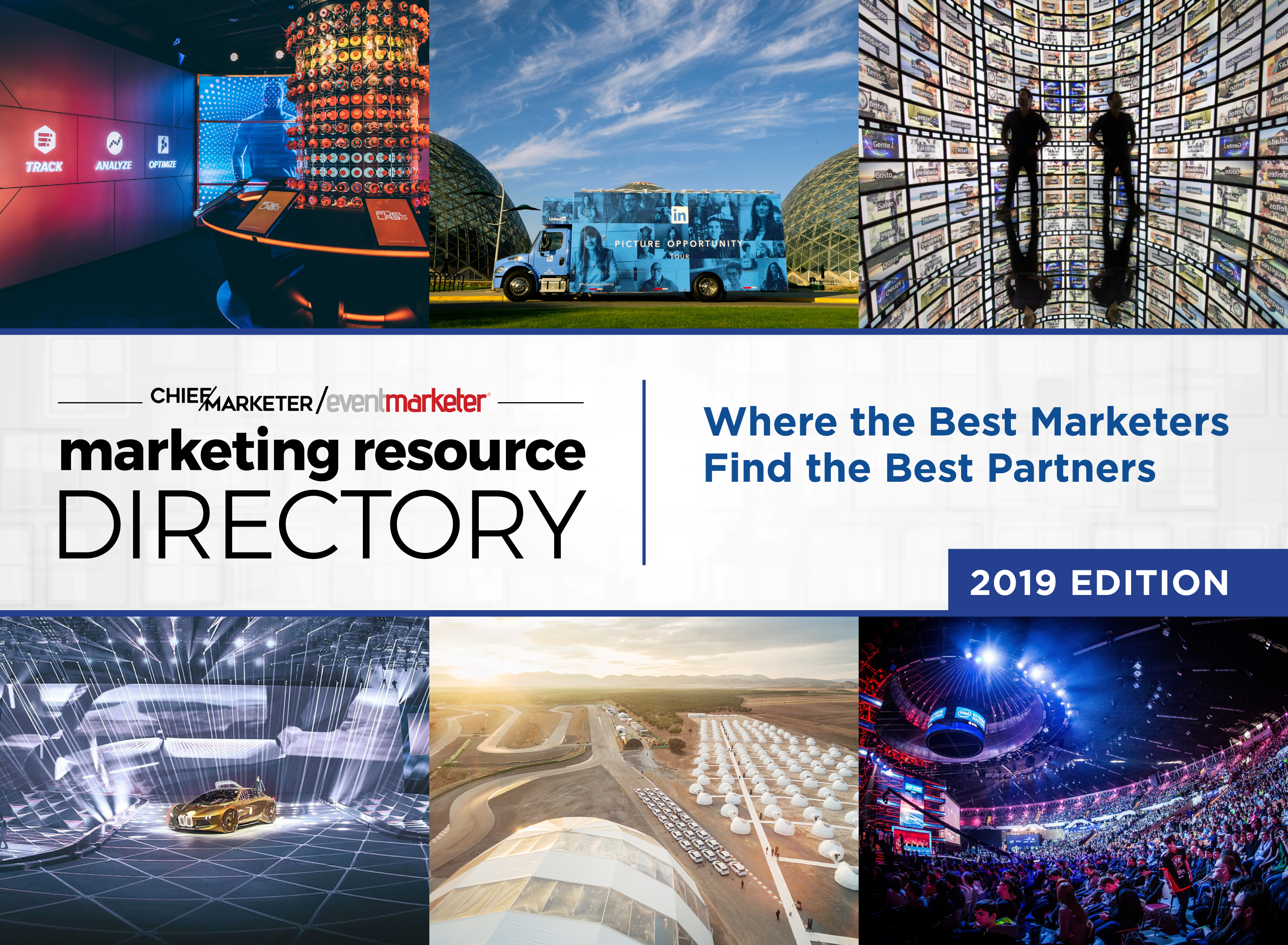 Marketing Resource Directory Overview